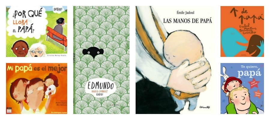 10 libros para leer con papá en el Día del Padre