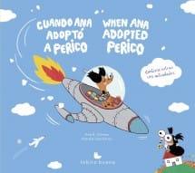Cuando Ana adoptó a Perico (portada)