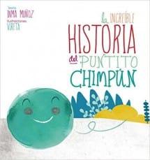 La increíble historia del Puntito Chimpún (portada)