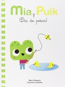 Mia y Puik - Día de Pesca (portada)