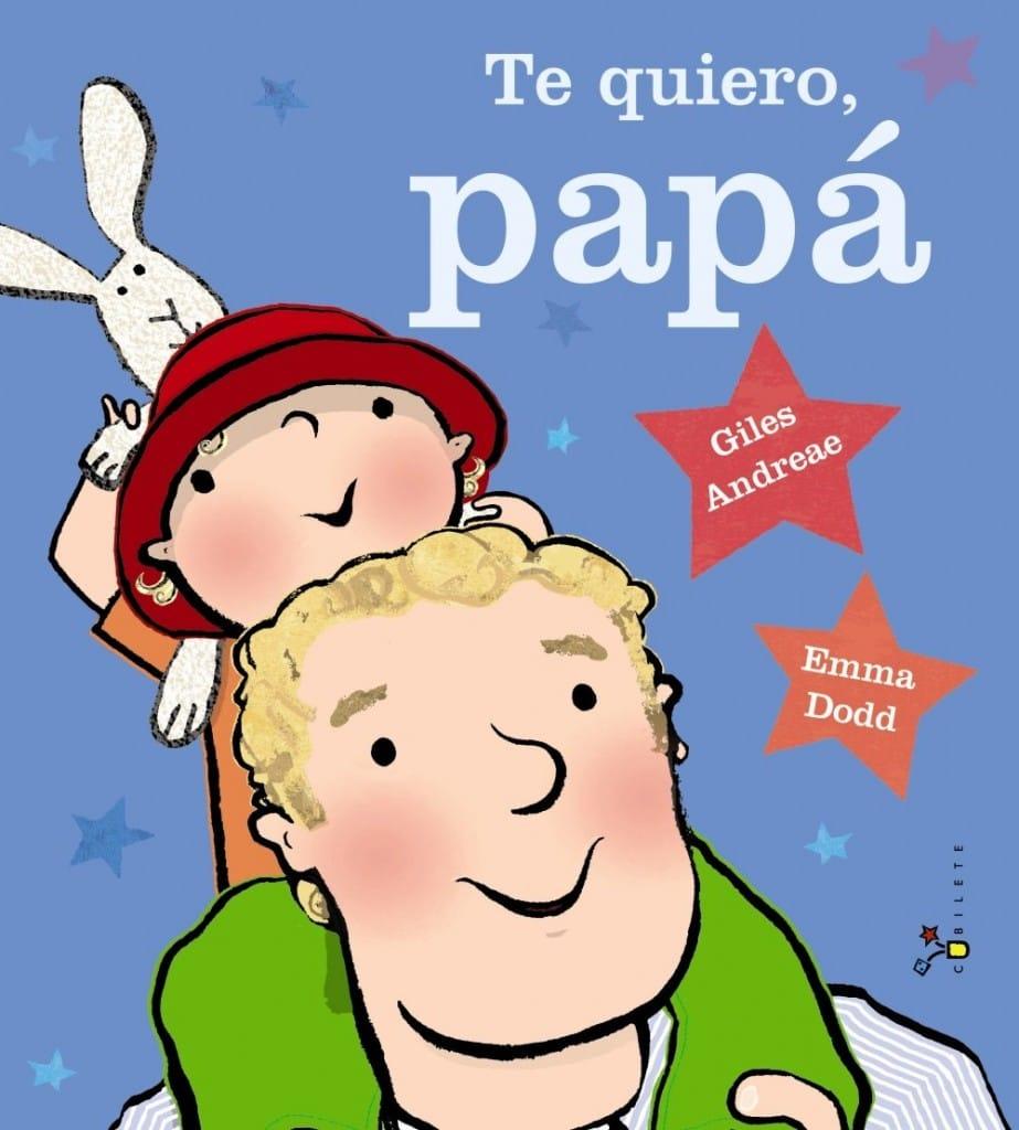 Te quiero, papá (portada)