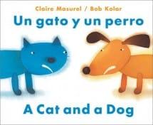 Un gato y un perro (portada)