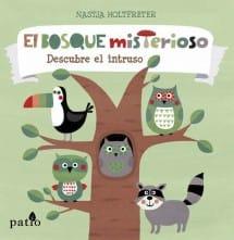 El Bosque Misterioso (portada)