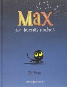 Max dice Buenas Noches (portada)
