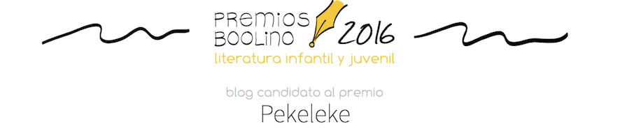 Premios Boolino Mejor Blog Literatura Infantil