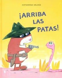 ¡Arriba las Patas! (portada)