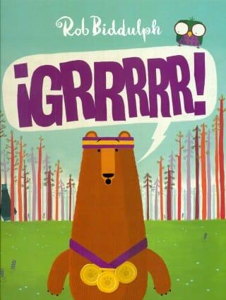 ¡Grrrrr!, de Rob Biddulph