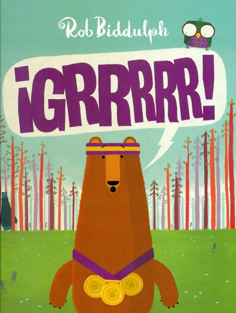 ¡Grrrrr! (portada)