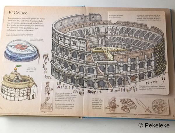 Edificios Famosos - Conoce Por Dentro (interior_3)