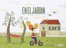 En el jardín (portada)