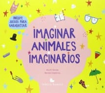 Imaginar Animales Imaginarios (portada)