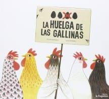 La Huelga de las Gallinas (portada)