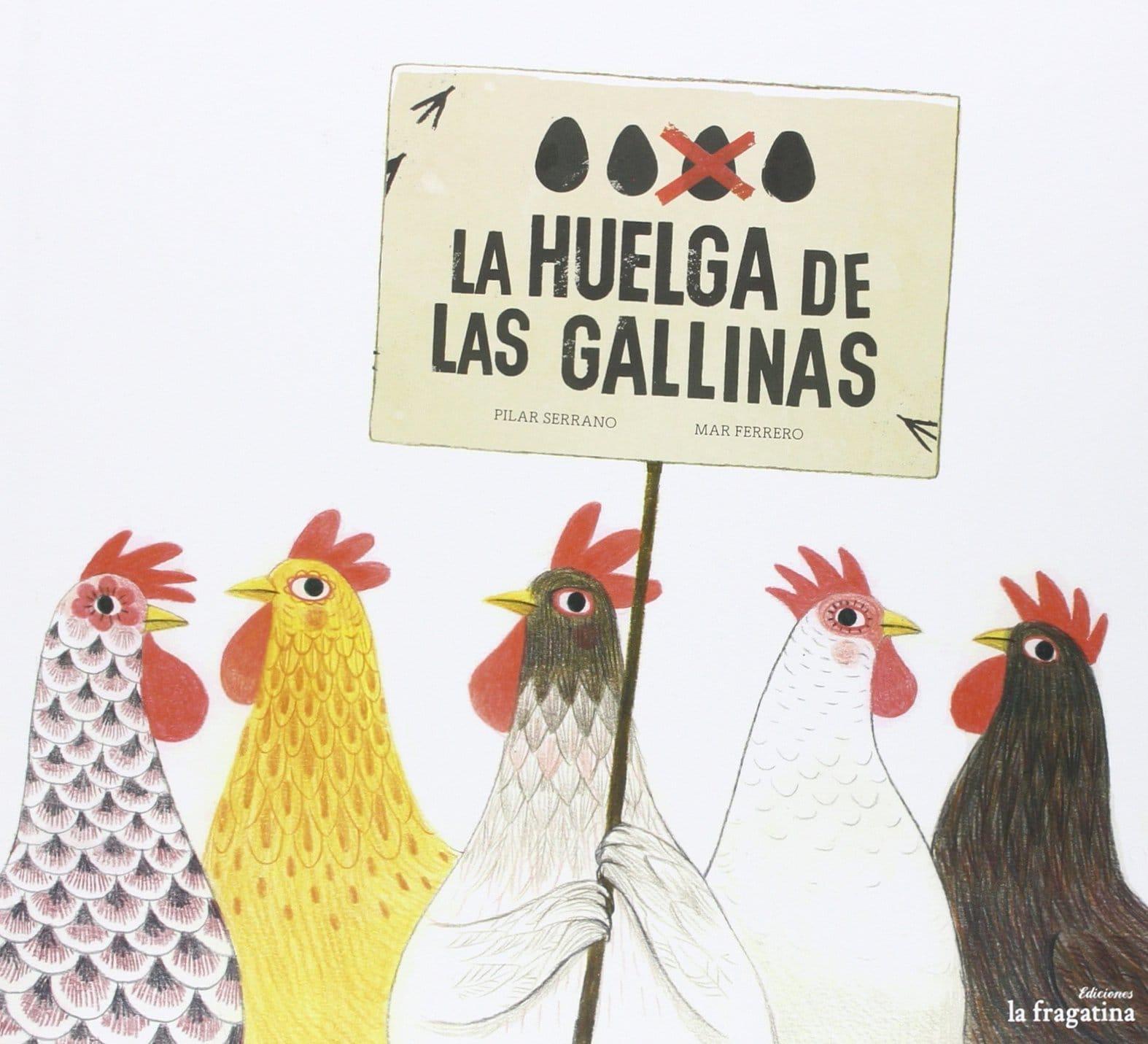 Resultado de imagen de la huelga de las gallinas