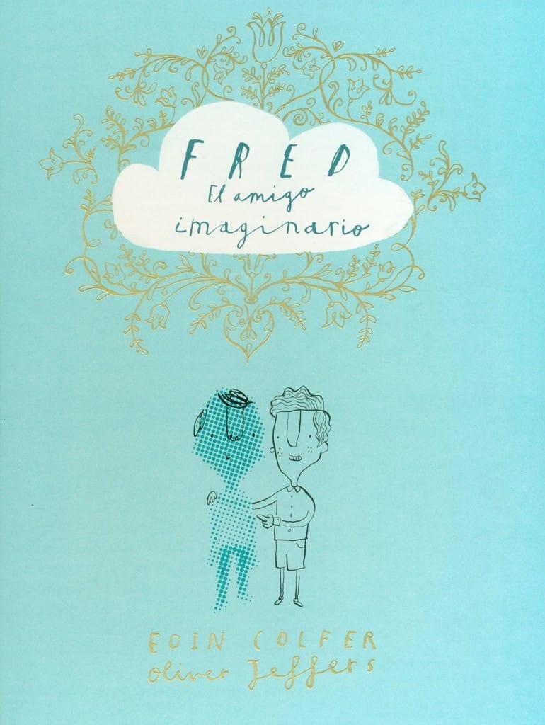 Fred El Amigo Imaginario (portada)