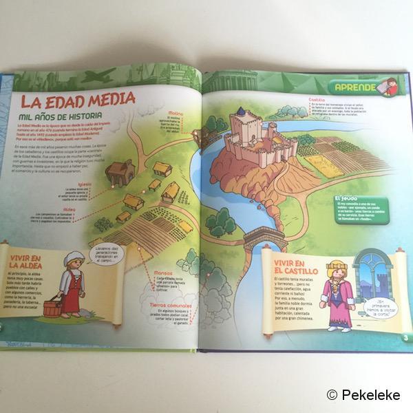 Playmobil - La aventura de la Historia - Caballeros (1)