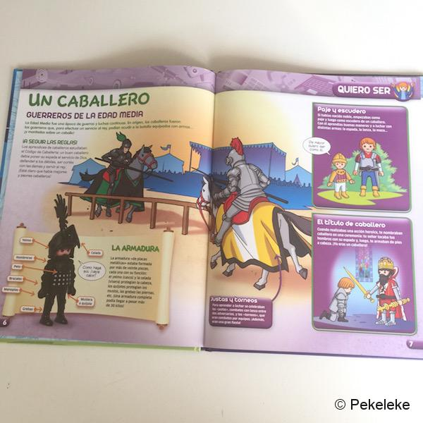 Playmobil - La aventura de la Historia - Caballeros (2)