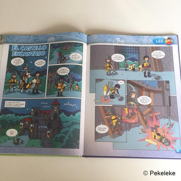 Playmobil - La aventura de la Historia - Caballeros (3)