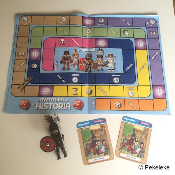 Playmobil - La aventura de la Historia - Caballeros (4)