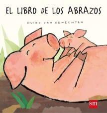 El Libro de los Abrazos (portada)