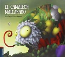 El Camaleón Malcarado (portada)