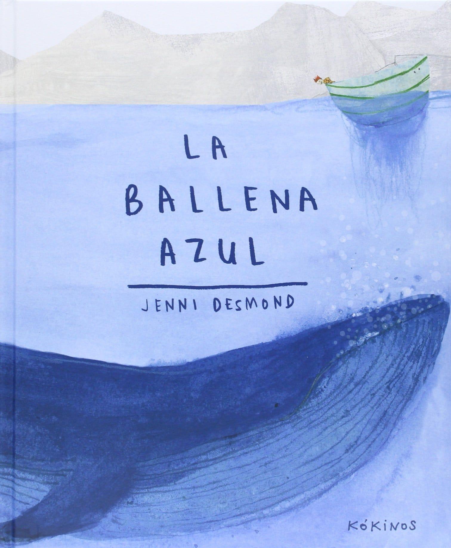 La Ballena Azul, de Jenni Desmond | Pekeleke