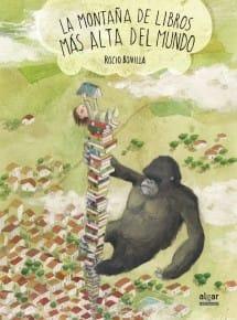 La Montaña de Libros más Alta del Mundo (portada)