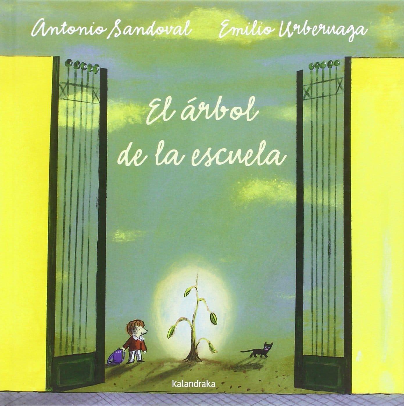 El Árbol de la Escuela, de Antonio Sandoval y Emilio Urberuaga