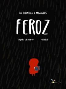 El Enorme y Malvado Feroz (portada)