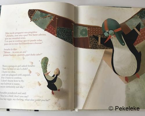 El Pingüino Adivino De Victoria Hurtado Pekeleke