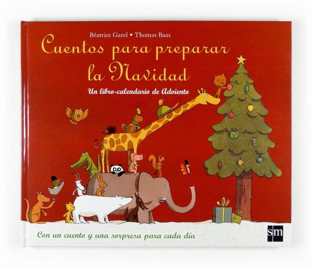 Cuentos para preparar la Navidad (portada)