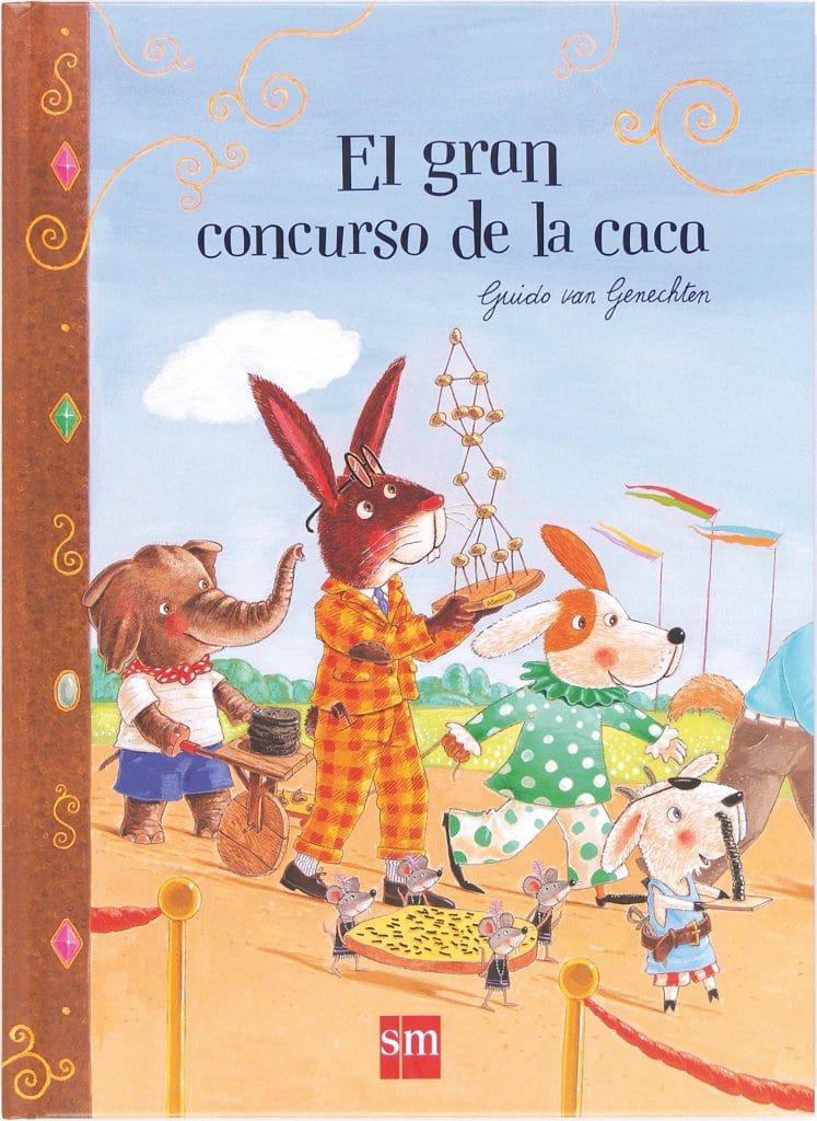 El Gran Concurso de la Caca (portada)