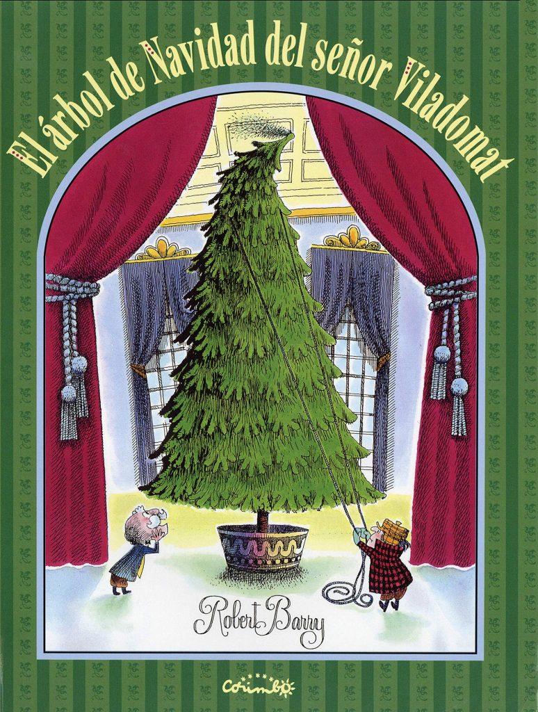 El árbol de Navidad del señor Viladomat (portada)