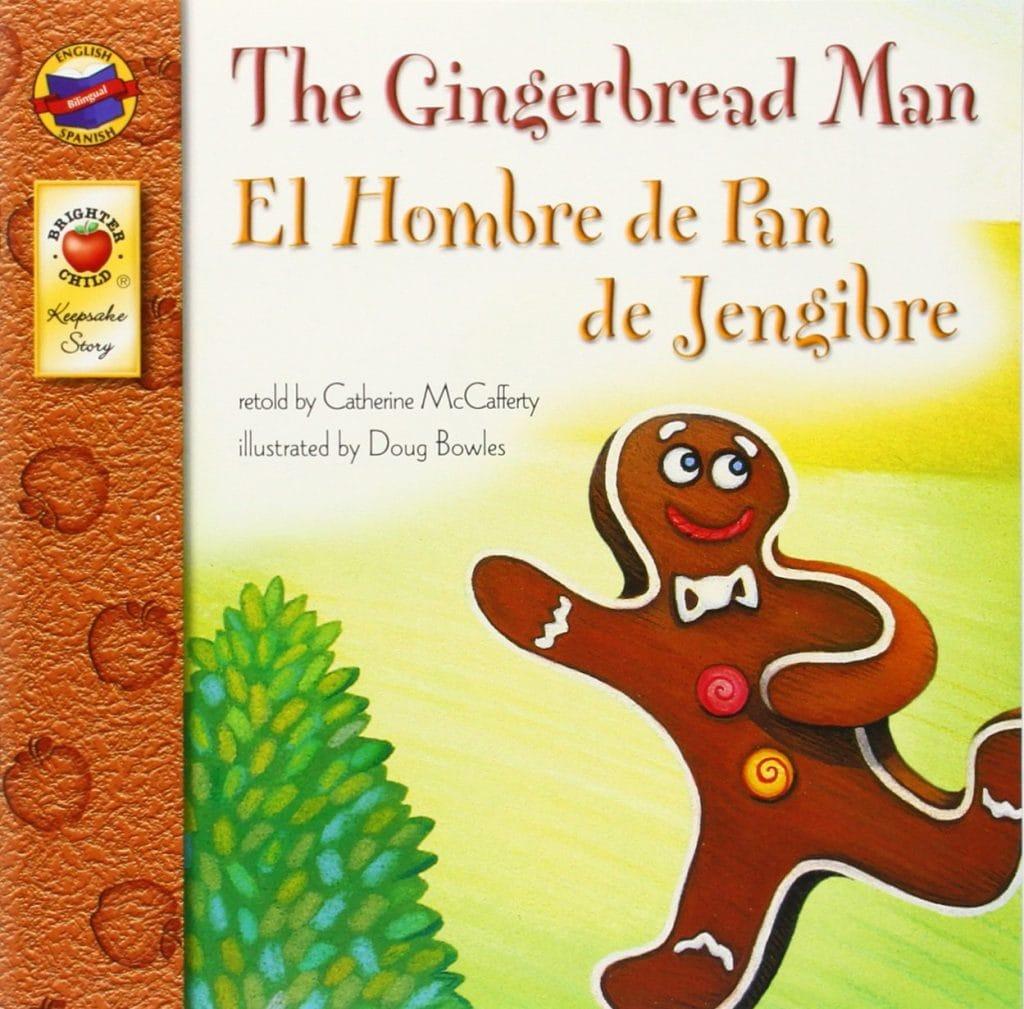 El Hombre de Pan de Jengibre