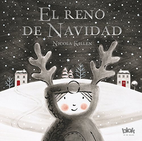 El reno de Navidad (portada)