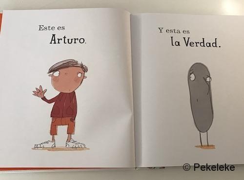La Verdad según Arturo (interior)