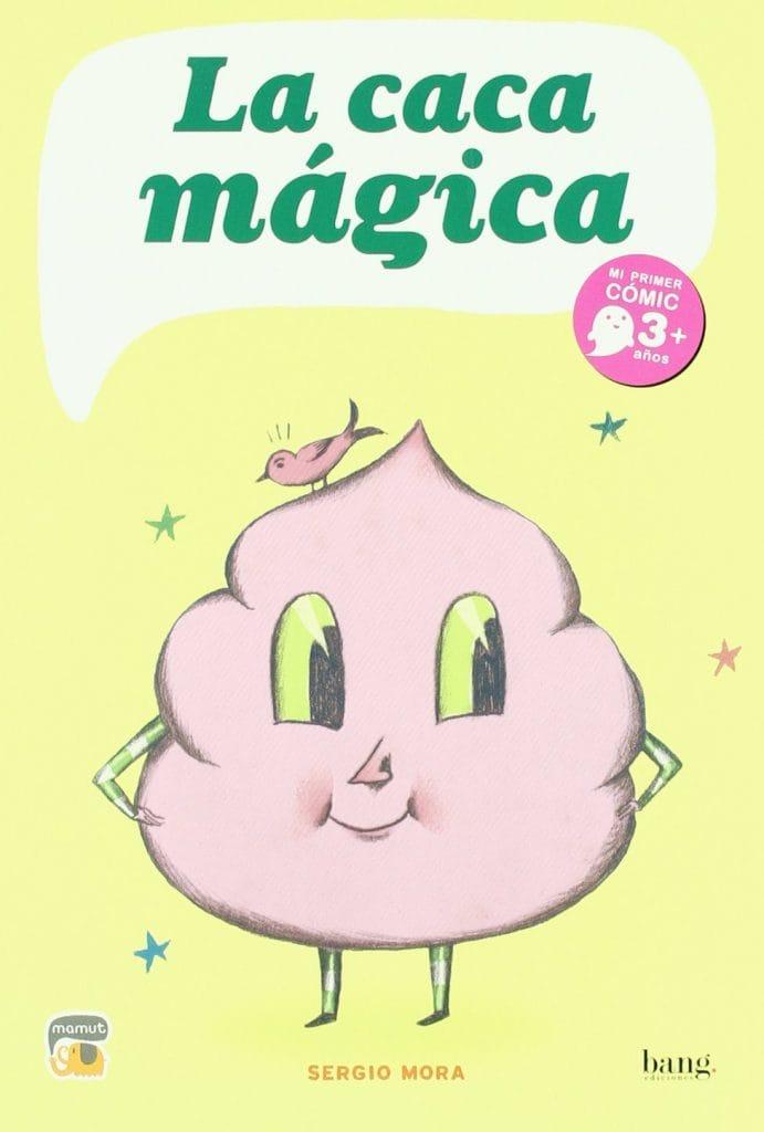La Caca mágica (portada)
