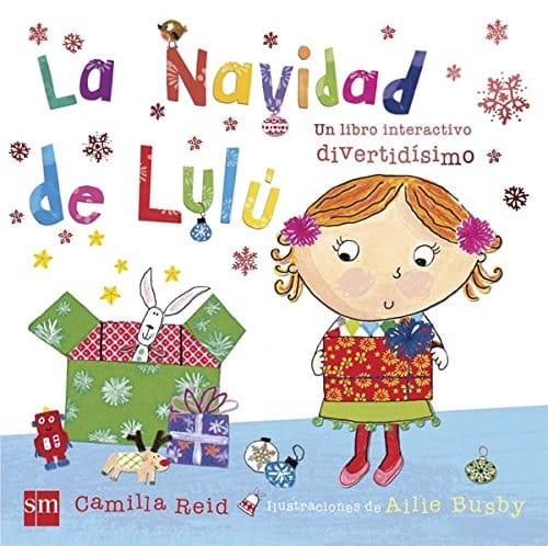 La Navidad de Lulú (portada)