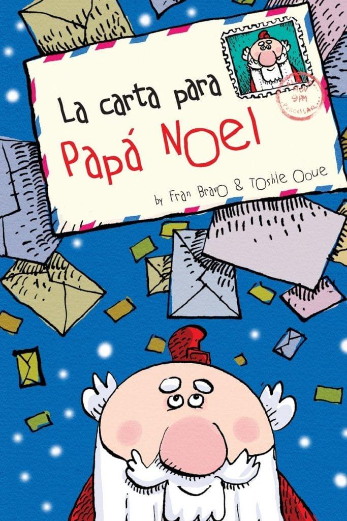 La Carta para Papá Noel (portada)