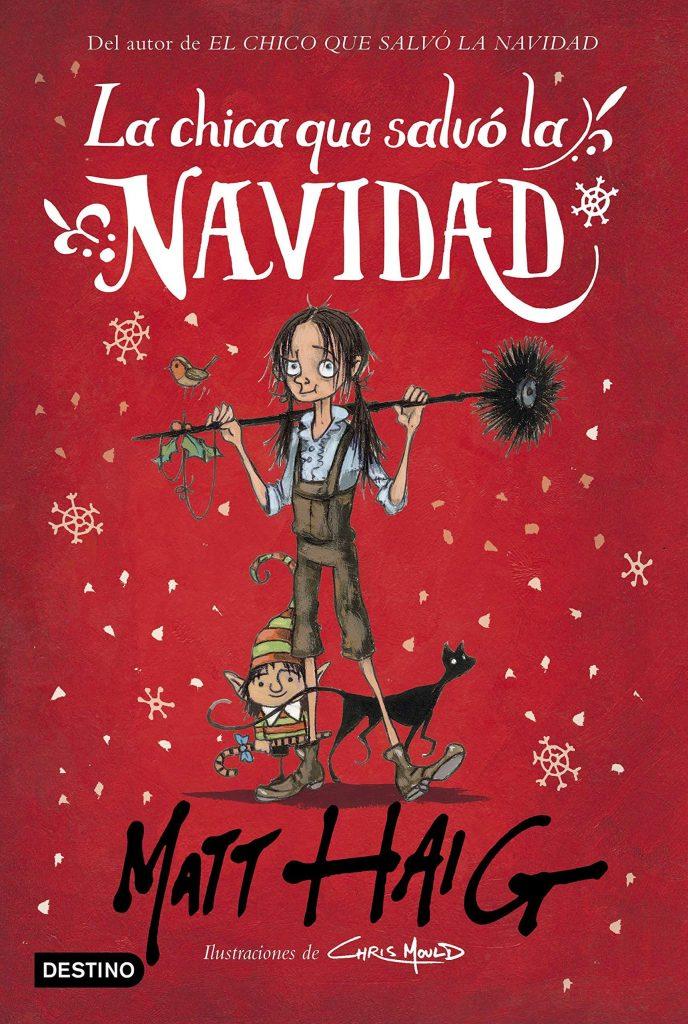 La chica que salvó la Navidad (portada)