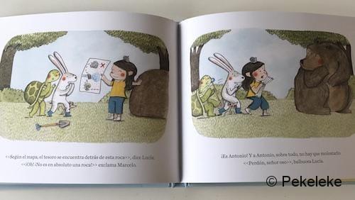Lucía y sus amigos (3)