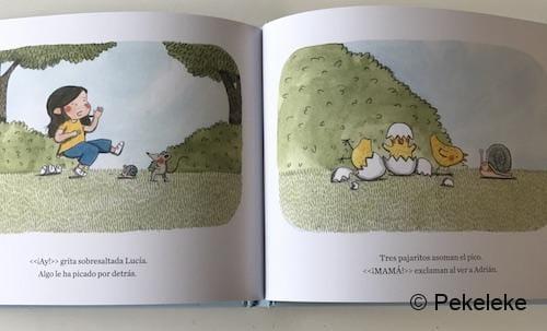 Lucía y sus amigos (4)