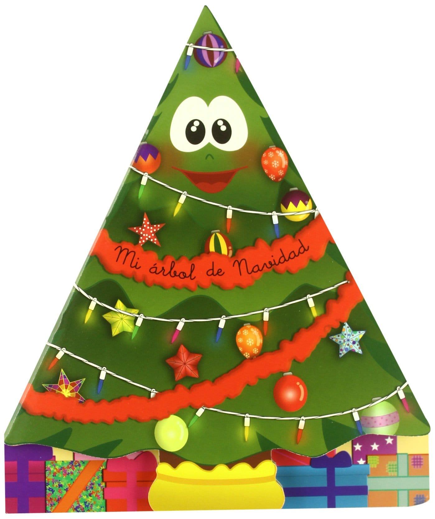 30 libros infantiles para leer en navidad pekeleke for Arbol navidad infantil