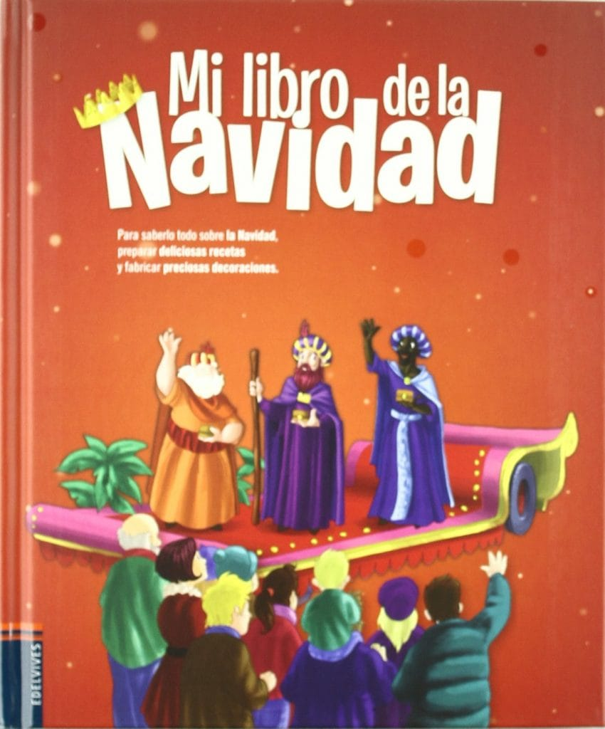 Mi libro de la Navidad