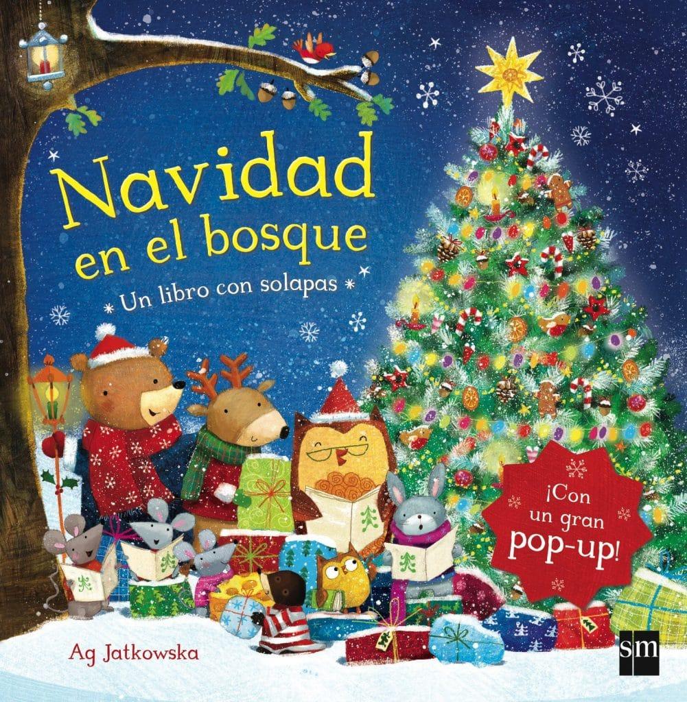 Navidad en el Bosque (portada)