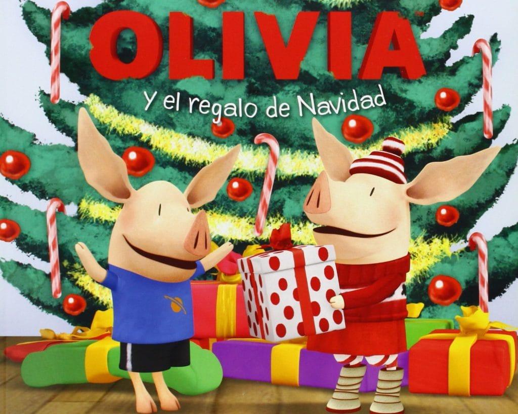 Olivia y el Regalo de la Navidad