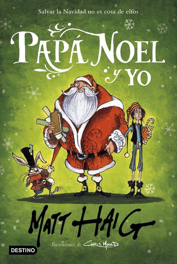 Papá Noel y yo (portada)