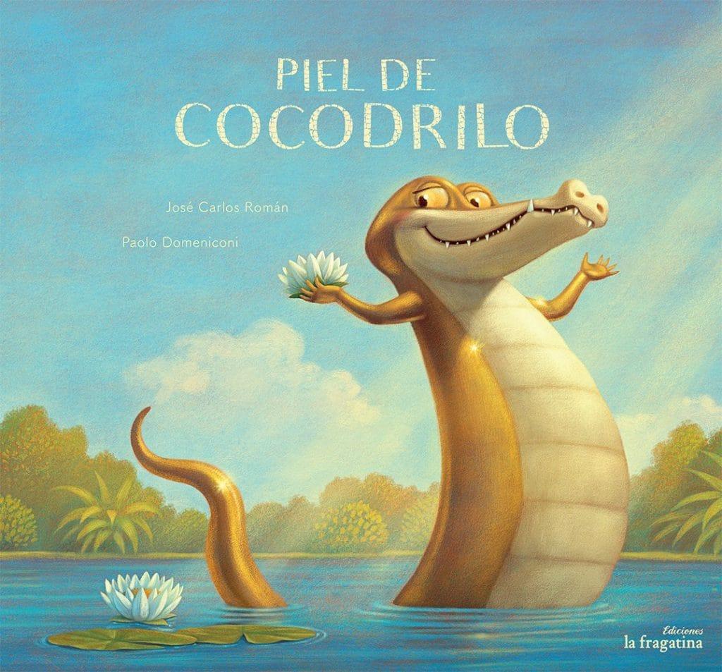 Piel de Cocodrilo (portada)