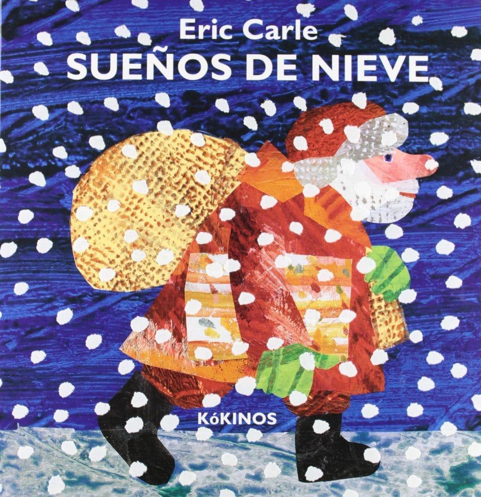 Sueños de Nieve, de Eric Carle (portada)