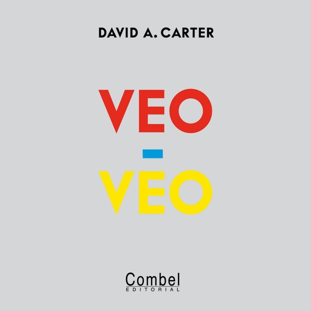Veo Veo, de David A. Carter (portada)