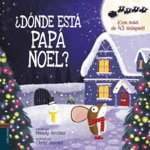 ¿Dónde está Papá Noel? (portada)